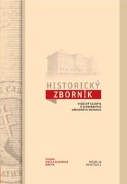 HistorickyZbornik_obalka_2016-1.indd