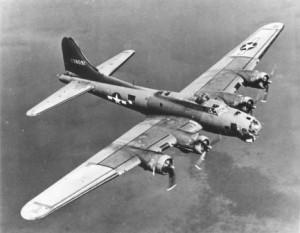 Lietadlo B-17