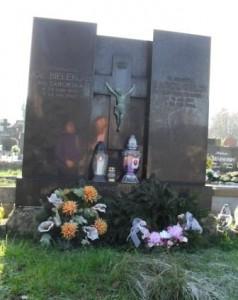 Náhrobný pomník -foto: Ing. J. Piecka