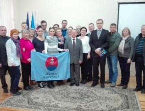 Na návšteve Slovákov, žijúcich na Ukrajine