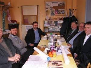 fotografia zo zasadnutia