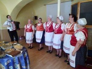 ženská folklórna skupina ŽIVENA
