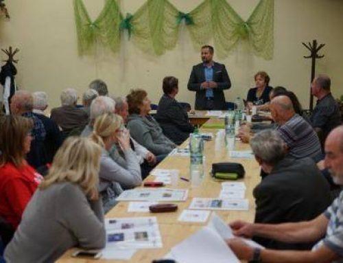 Založenie Miestneho odboru Matice slovenskej v Záriečí