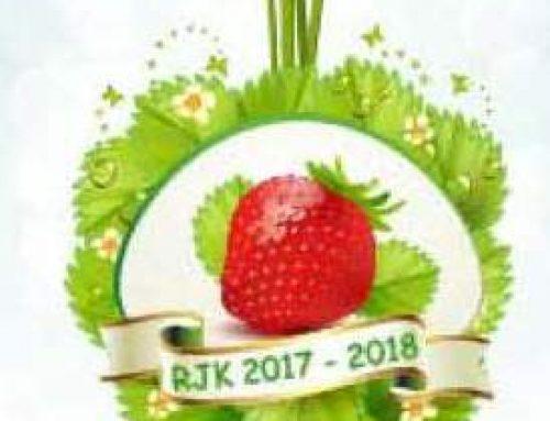 Račiansky jahodový kvet 2018-2019