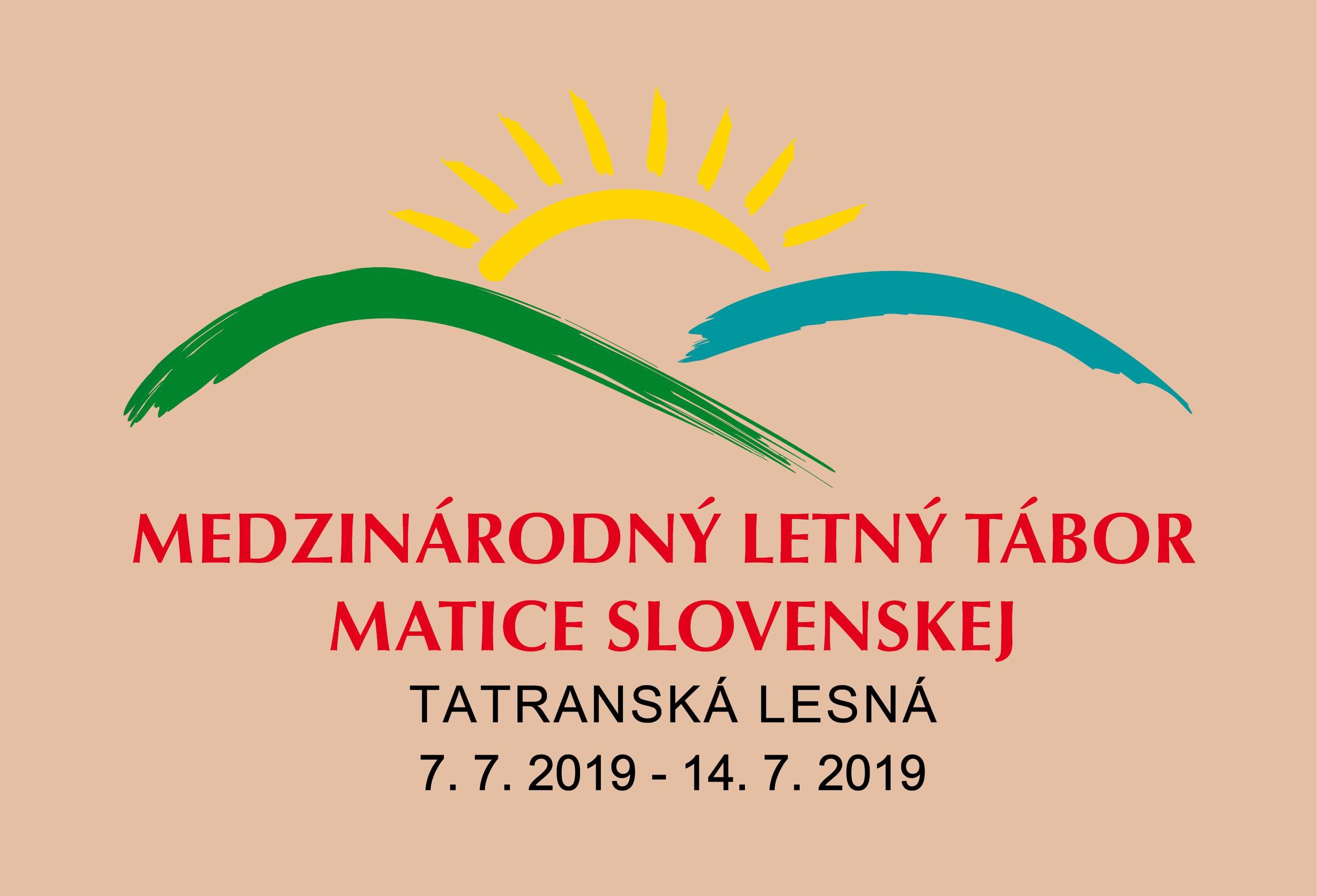 Medzinárodný letný tábor Matice slovenskej