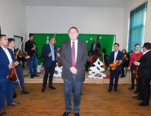 Na vianočný koncert pre detské domovy asociálne zariadenia prišla do Košíc viac ako stovka detí