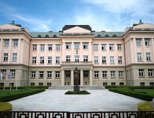Predseda Matice slovenskej M. Gešper zhodnotil pôsobenie ustanovizne a matičného hnutia za rok 2018