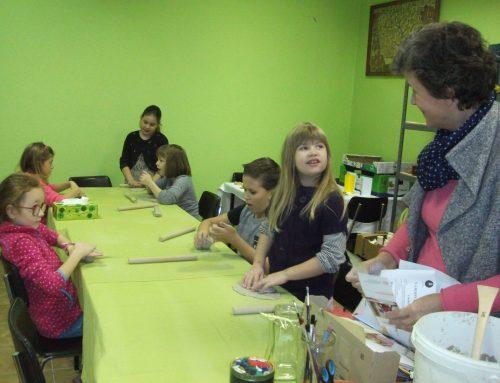 Jesenný kurz tvorivosti pre deti