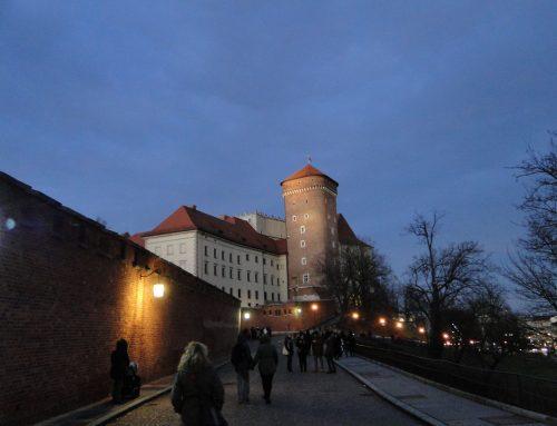 Matičiari zMartina vpredvianočnom Krakowe