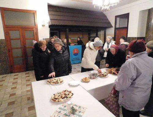 VIstebnom sa uskutočnilo slávnostné otvorenie nového dreveného Betlehemu