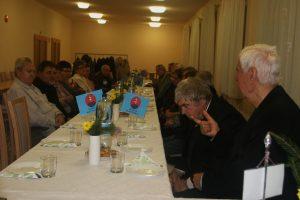 Slávnostná členská schôdza
