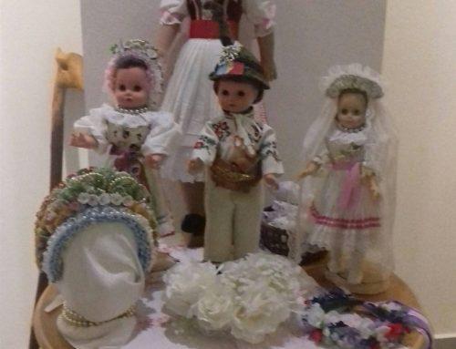 Slovenka je verná podtatranskému folklóru