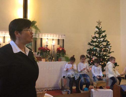 """Vianočný koncert """"Dobrá novina"""" v Králi"""