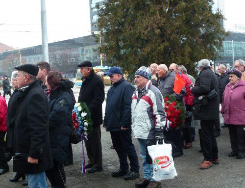 74. výročie oslobodenia Košíc
