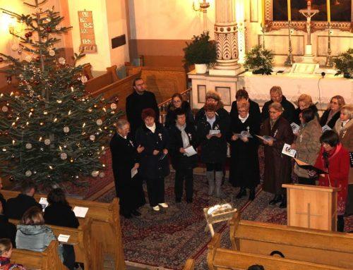 Ekumenické Vianoce 2018 v Brezne