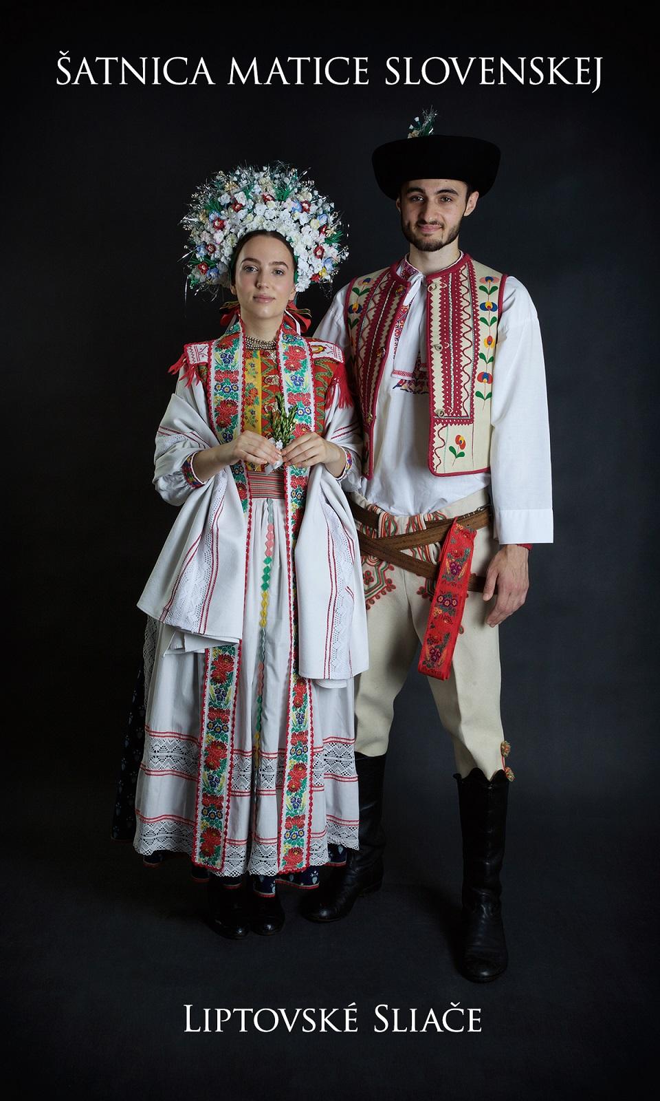 ac9a6ede4 Požičajte si svadobné kroje zo Šatnice Matice slovenskej.