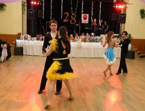 VŠtúrove sa plesalo