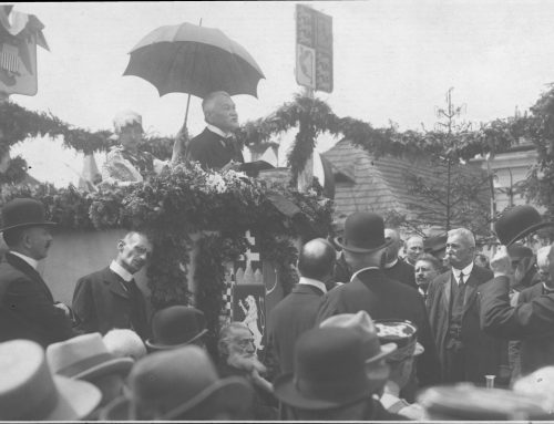 Predseda Matice slovenskej P. O. Hviezdoslav bránil ustanovizeň poéziou, pripomenuli si ho v Dolnom Kubíne