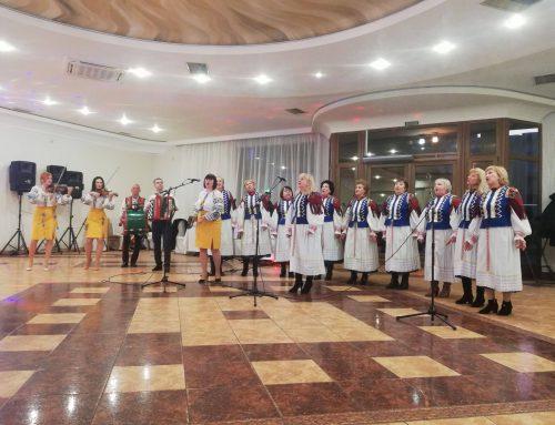 Zachovávanie slovenskej ľudovej kultúry na Zakarpatí