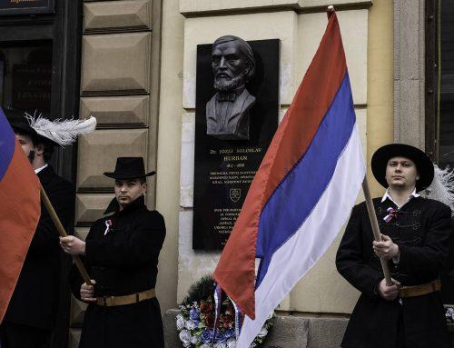 170. výročie príchodu Ľ. Štúra aJ. M. Hurbana do Košíc