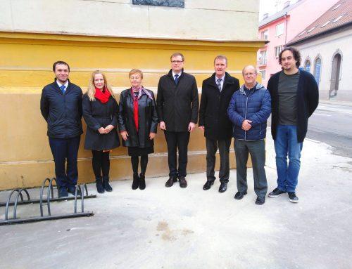 Spomienka na Juraja Palkoviča v Lučenci