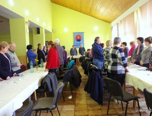 Výročie založenia MO MS vo Valči