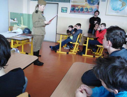 ZŠ Bernolákova na prednáške o Slovenských dejinách