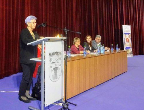 Matičiari v Partizánskom hodnotili svoju prácu