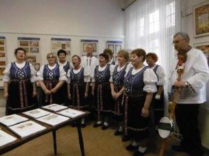 Folklórna spevácka skupina LÚČANKA zLietavskej Lúčky