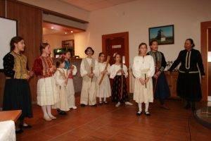 Spevácky zbor Škovránok a Detská muzika Zurmína