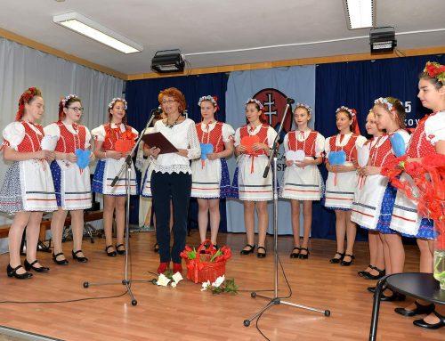 V Galante vystúpili komlóšski Slováci z Maďarska, predstavili aj dolnozemskú literatúru