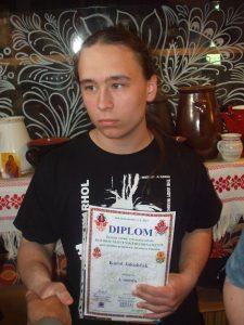 Absolutórium si zaslúžili (I. miesto získali) Karol Jakubčák