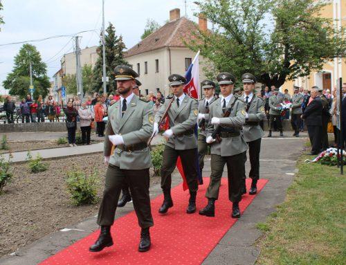 Spomienka na 100. výročie smrti generála Štefánika vŠuranoch