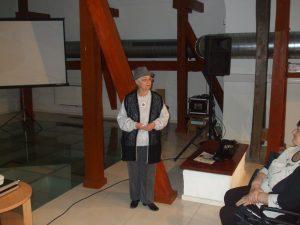 Skúsená lektorka Dr. G. Čiasnohová komentuje jednotlivé ukážky
