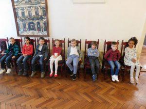 deti pred začiatkom súťaže