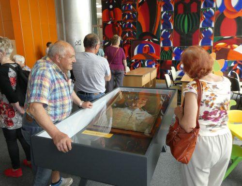 Návšteva trstenských matičiarov vTurci