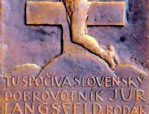 Od popravy hurbanovského dobrovoľníka Juraja Langsfelda uplynie 170 rokov