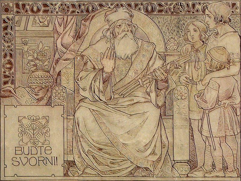 Kalendár datovania histórie
