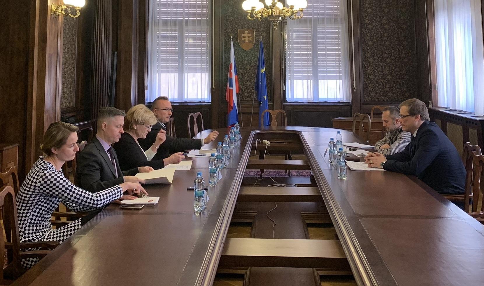 Predseda a správca Matice slovenskej hovorili s ministerkou kultúry o národnej kultúre