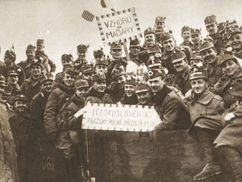 Maďarskí boľševici na Slovensku