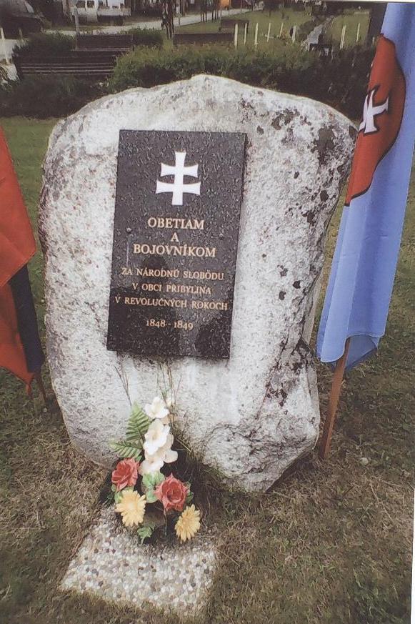 Spomienkové stretnutie na 170. výročie ozbrojeného povstania pribylinského ľudu