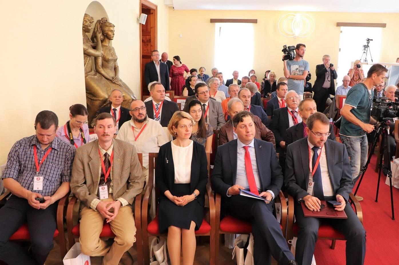 Matice a inštitúcie slovanských národov sa na kongrese v Martine vyslovili za užšiu spoluprácu