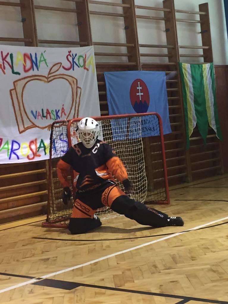 Matičný florbalový turnaj obce Valaská