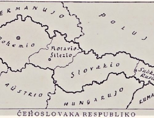 Slovenská krajina 1928 – 1939