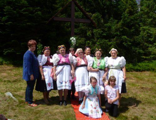 Ekumenická pobožnosť na Kojšovskej Holi