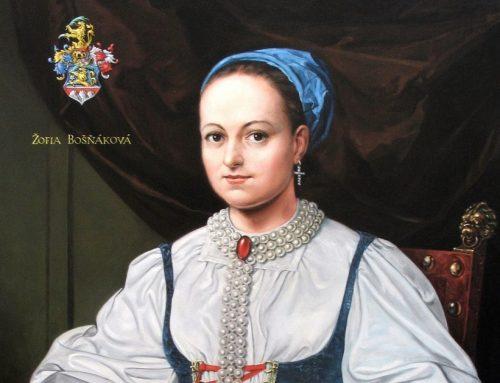 Obyvatelia Šurian si pripomenuli výročie narodenia barónky Žofie Bosniakovej