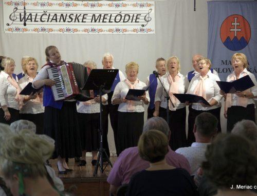 Valčianske melódie 2019