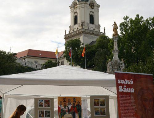 Počas slávností Nitra, milá Nitra 2019 sme predstavili nový vzdelávací projekt