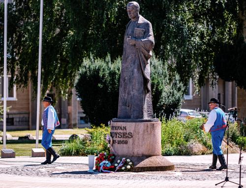 Pocta Moysesovi – spomienka pri príležitosti 150 rokov od jeho smrti