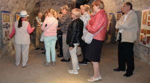 V suteréne Šarišskej galérie v Prešove si môžete pozrieť putovnú výstavu